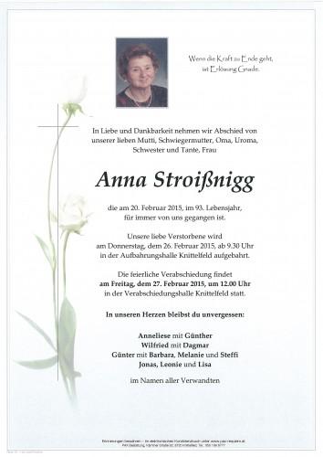 Anna Stroißnigg