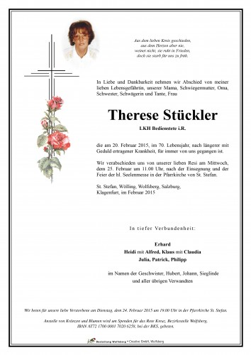 Therese Stückler