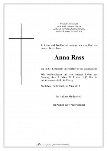 Anna Rass