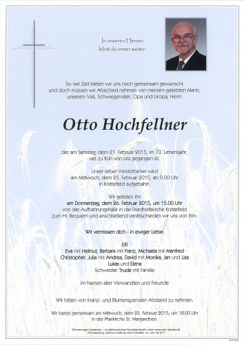 Otto Hochfellner