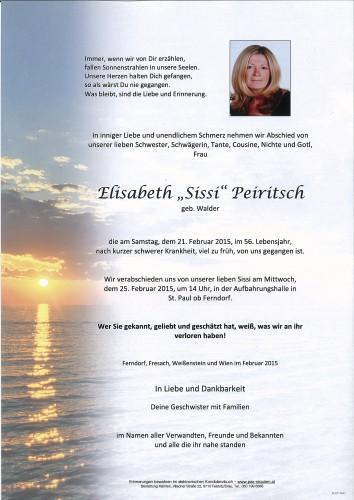 Elisabeth Peiritsch