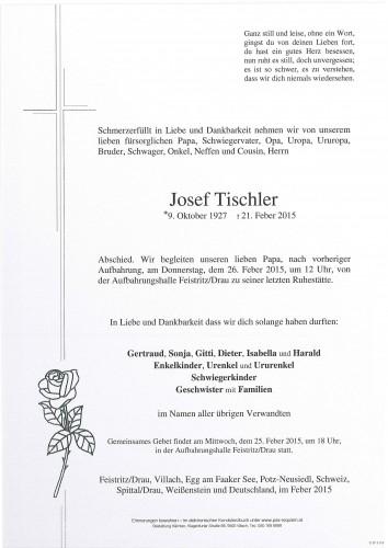 Josef Tischler