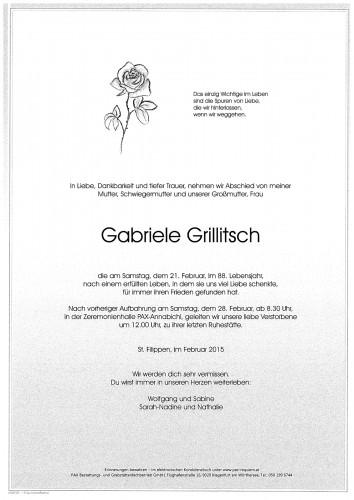 Gabriele Grillitsch