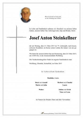Josef Anton Steinkellner