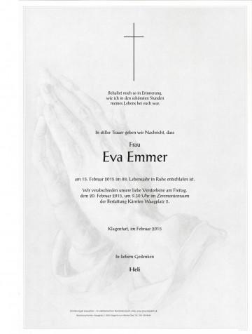 Eva Emmer