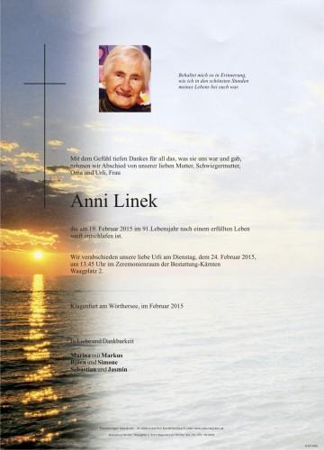 Anni Linek