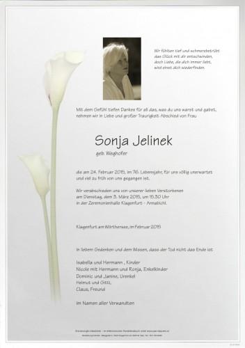 Sonja Jelinek