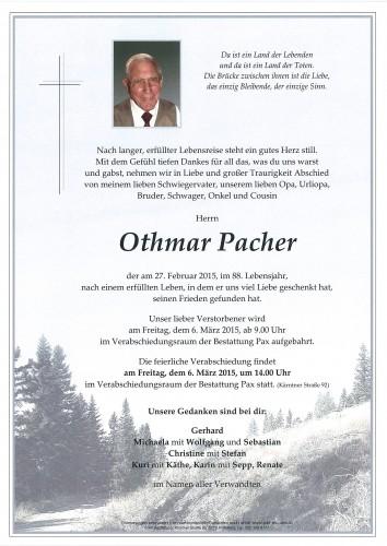 Othmar Pacher