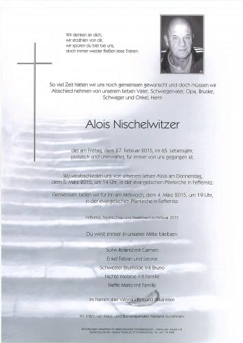Alois Nischelwitzer