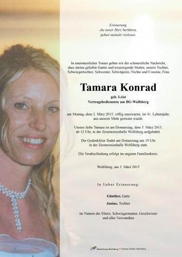 Tamara Konrad