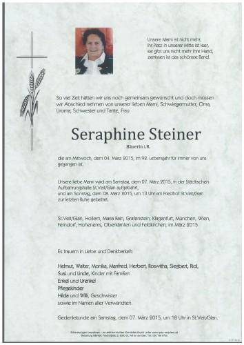 Seraphine Steiner