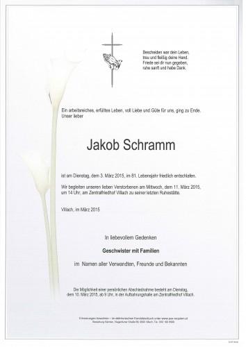 Jakob Schramm