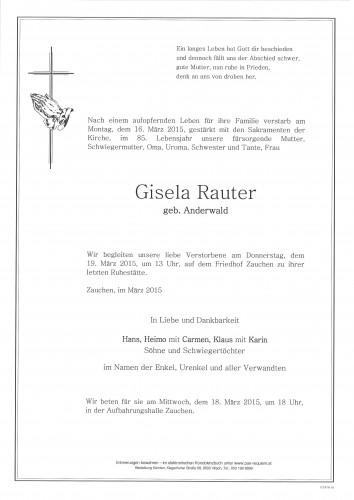 Gisela Rauter