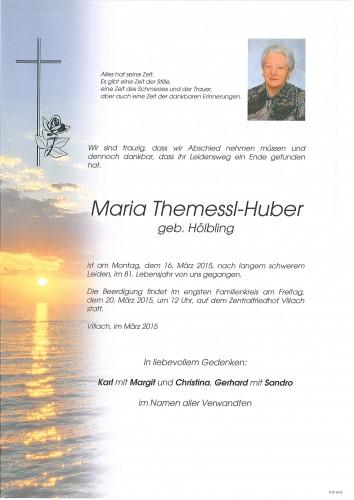 Maria Themessl-Huber