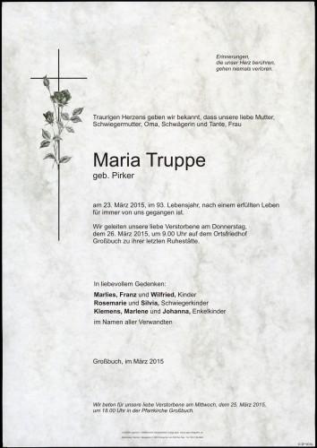 Maria Truppe