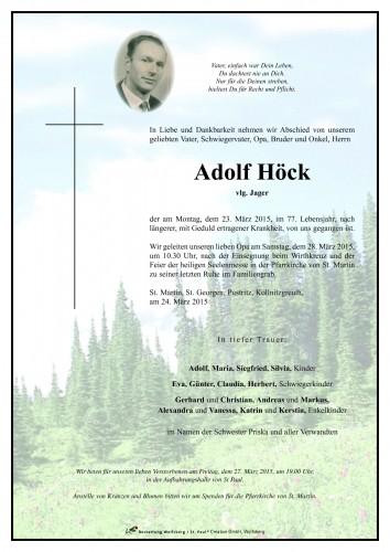 Adolf Höck