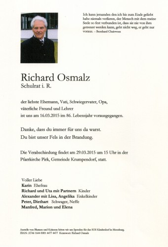 Richard Osmalz