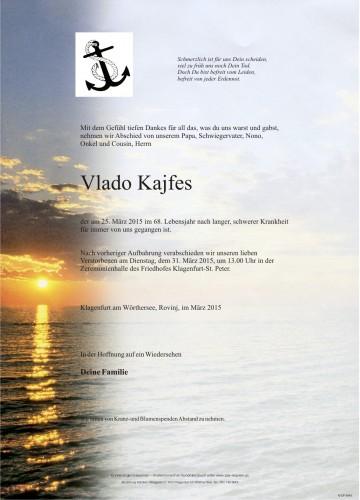 Vlado Kajfes