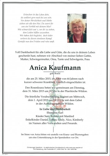 Anica Kaufmann