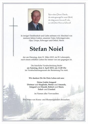 Stefan Noiel
