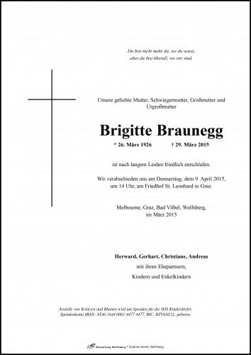 Brigitte Braunegg