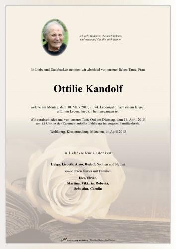Ottilie Kandolf