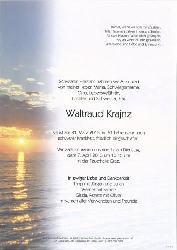 Waltraud Krajnz