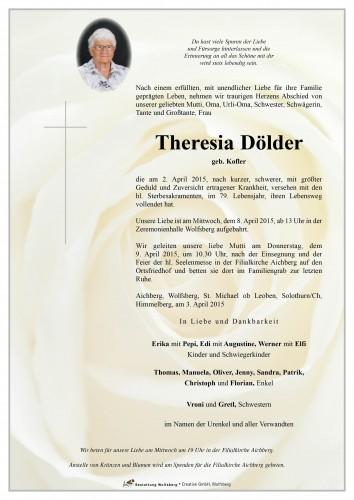 Theresia Dölder