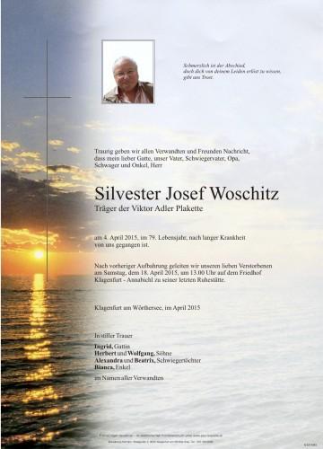 Silvester Josef Woschitz
