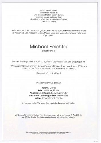 Michael Feichter