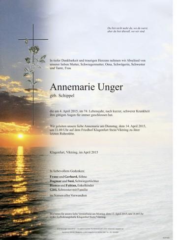 Annemarie Unger