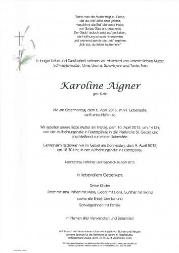 Karoline Aigner