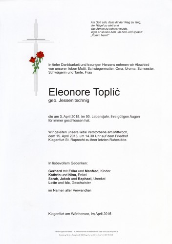 Eleonore Toplic