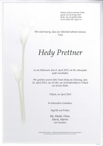Hedy Prettner