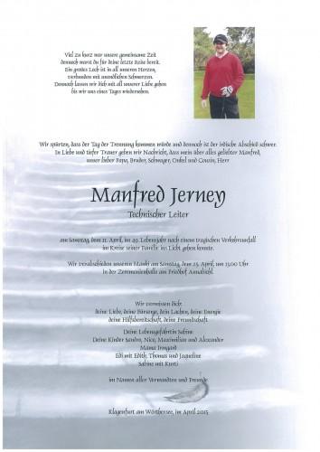 Manfred Jerney