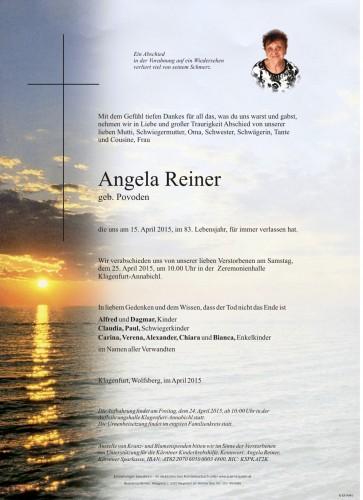 Angela Reiner