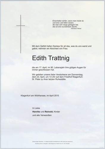 Edith Trattnig