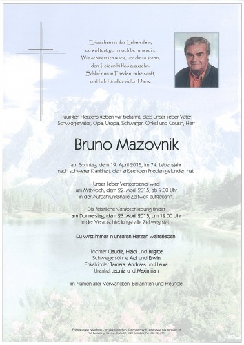 Bruno Mazovnik