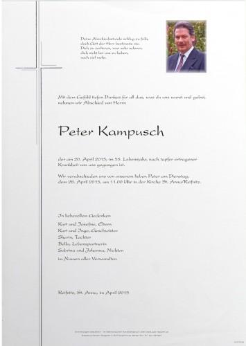 Peter Kampusch