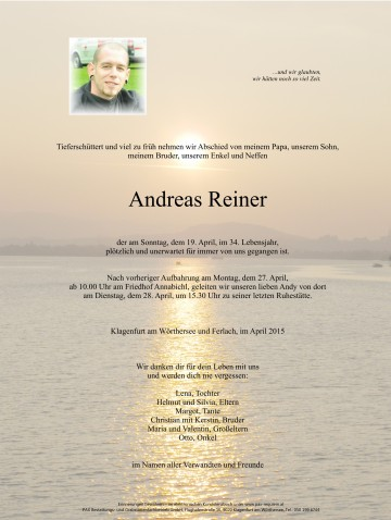 Andreas Reiner