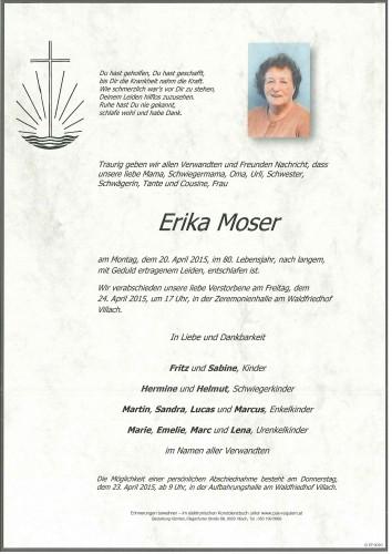 Erika Moser
