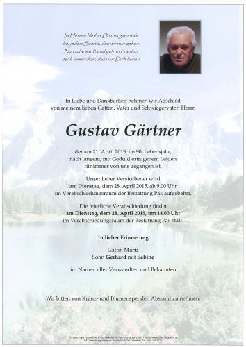Gustav Gärtner