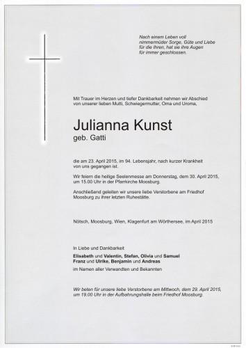 Juliana Kunst