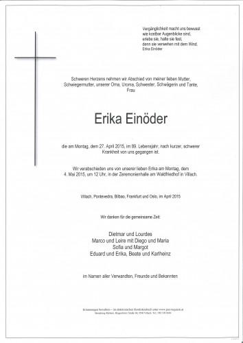 Erika Einöder