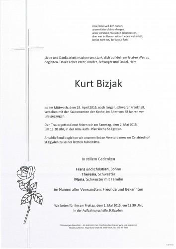 Kurt Bizjak