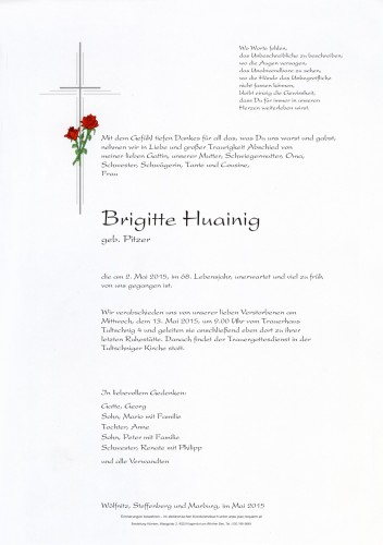Brigitte Huainig