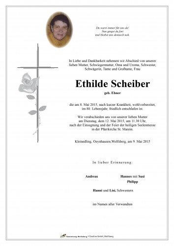 Ethilde Scheiber