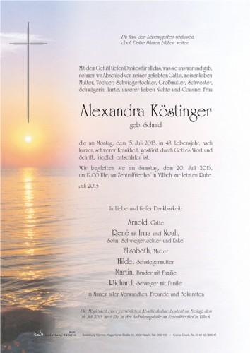 Alexandra Köstinger