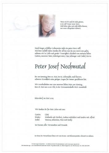 Peter Josef Nechwatal