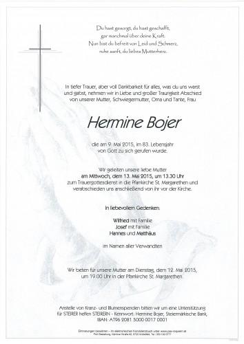 Hermine Bojer
